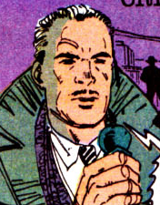 Vincent Hayes (Earth-616)