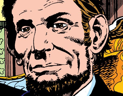 Abraham Lincoln (Earth-9002)