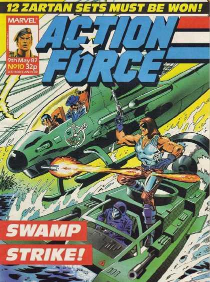 Action Force Vol 1 10