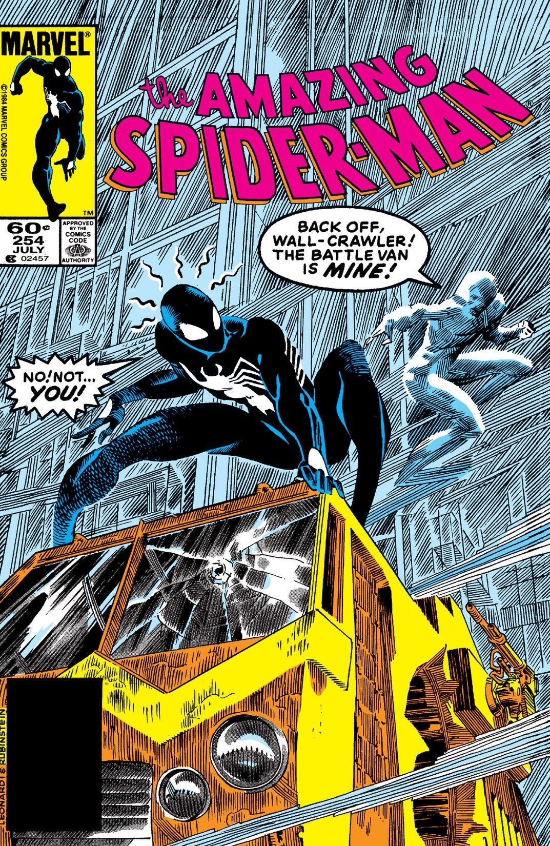 Amazing Spider-Man Vol 1 254