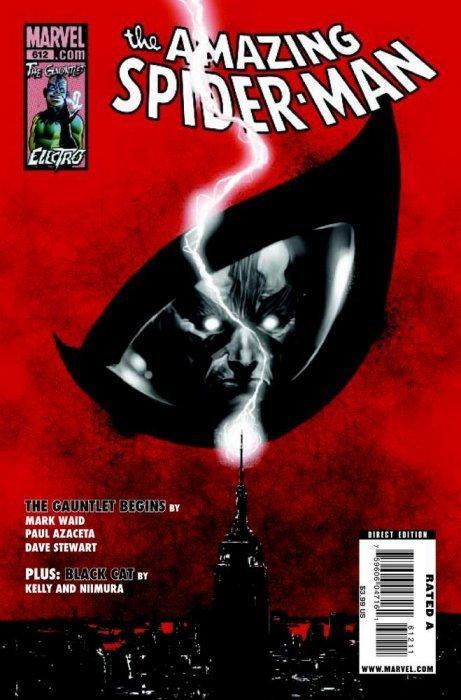 Amazing Spider-Man Vol 1 612