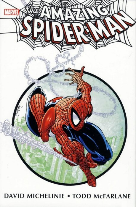 Amazing Spider-Man by David Michelinie and Todd McFarlane Omnibus Vol 1