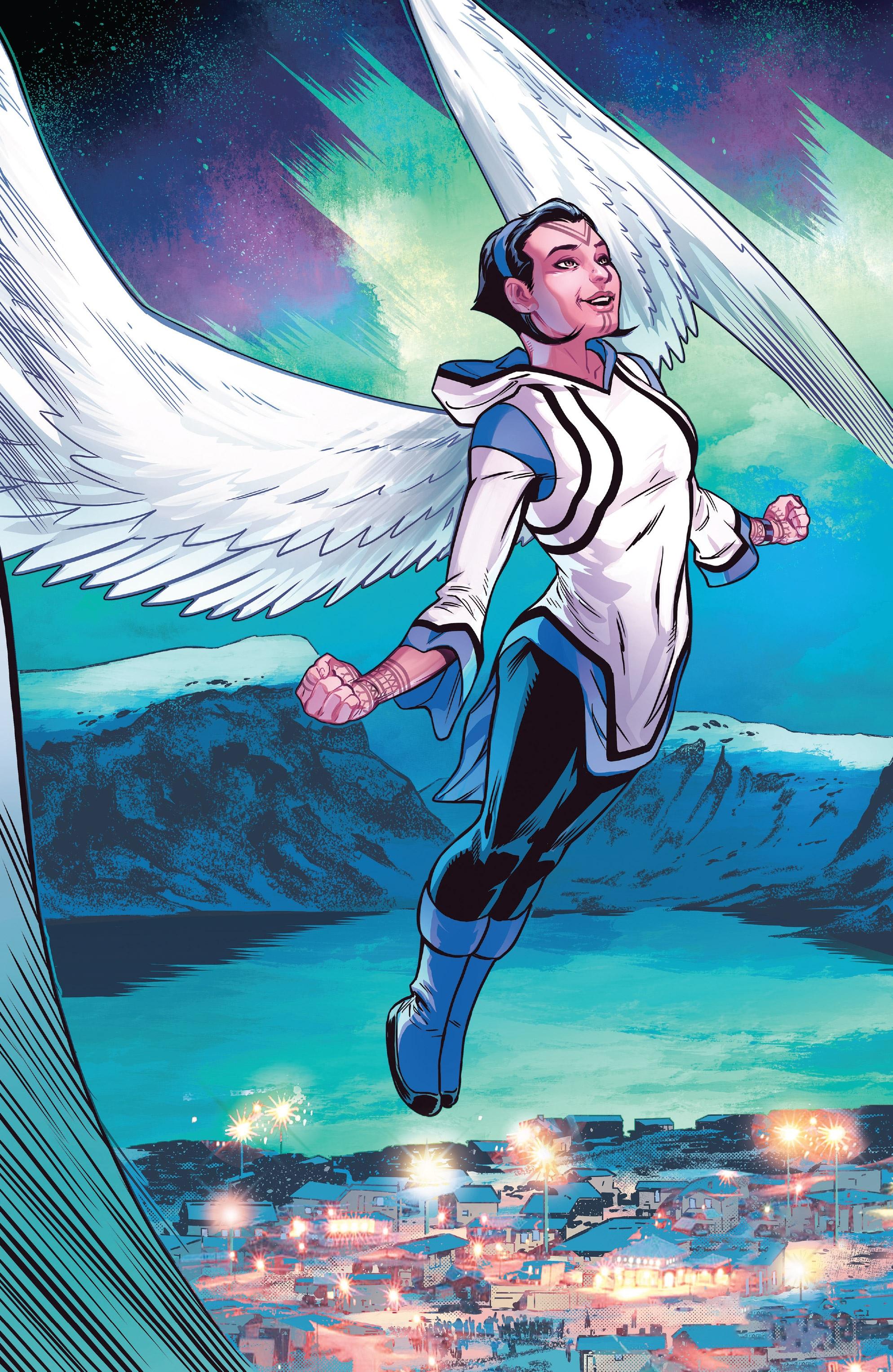 Amka Aliyak (Earth-616)