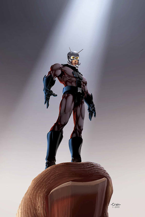 Ant-Man (Canceled) Vol 1 4