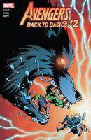 Avengers Back to Basics Vol 1 2