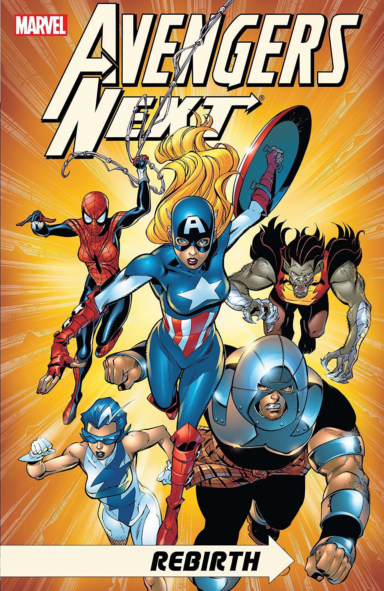 Avengers Next: Rebirth TPB Vol 1
