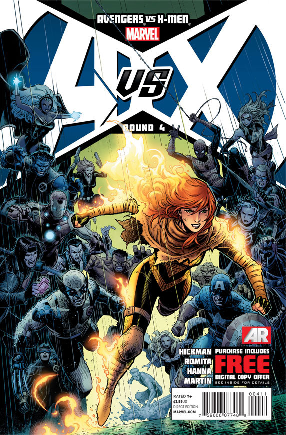 Avengers vs. X-Men Vol 1 4