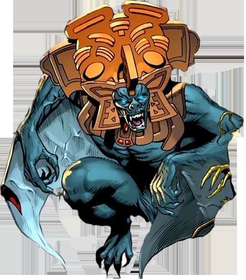 Camazotz (Mayapan) (Earth-616)