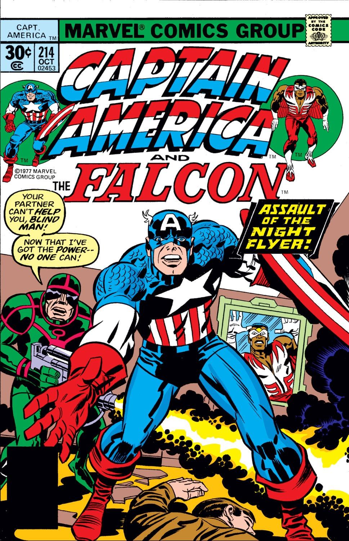 Captain America Vol 1 214