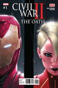 Civil War II The Oath Vol 1 1