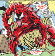 Cletus Kasady (Earth-616) from Amazing Spider-Man Vol 1 431 0001