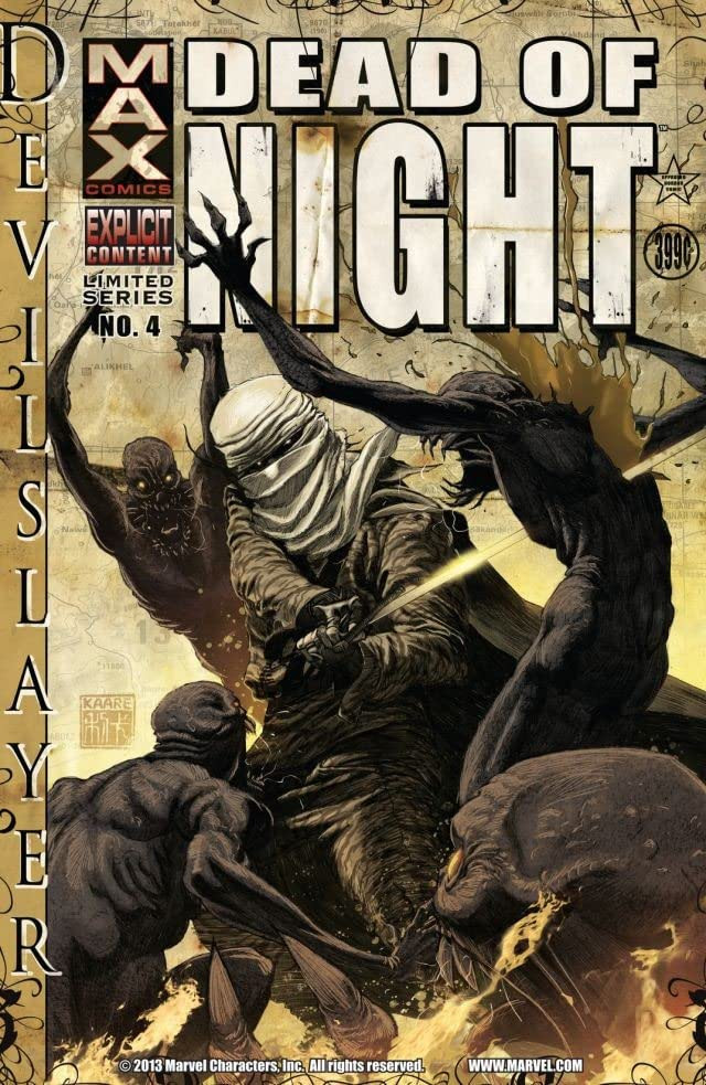 Dead of Night Featuring Devil-Slayer Vol 1 4
