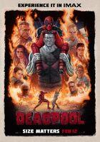Deadpool (film) poster 006