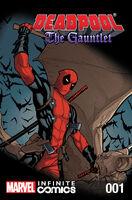 Deadpool The Gauntlet Infinite Comic Vol 1 1