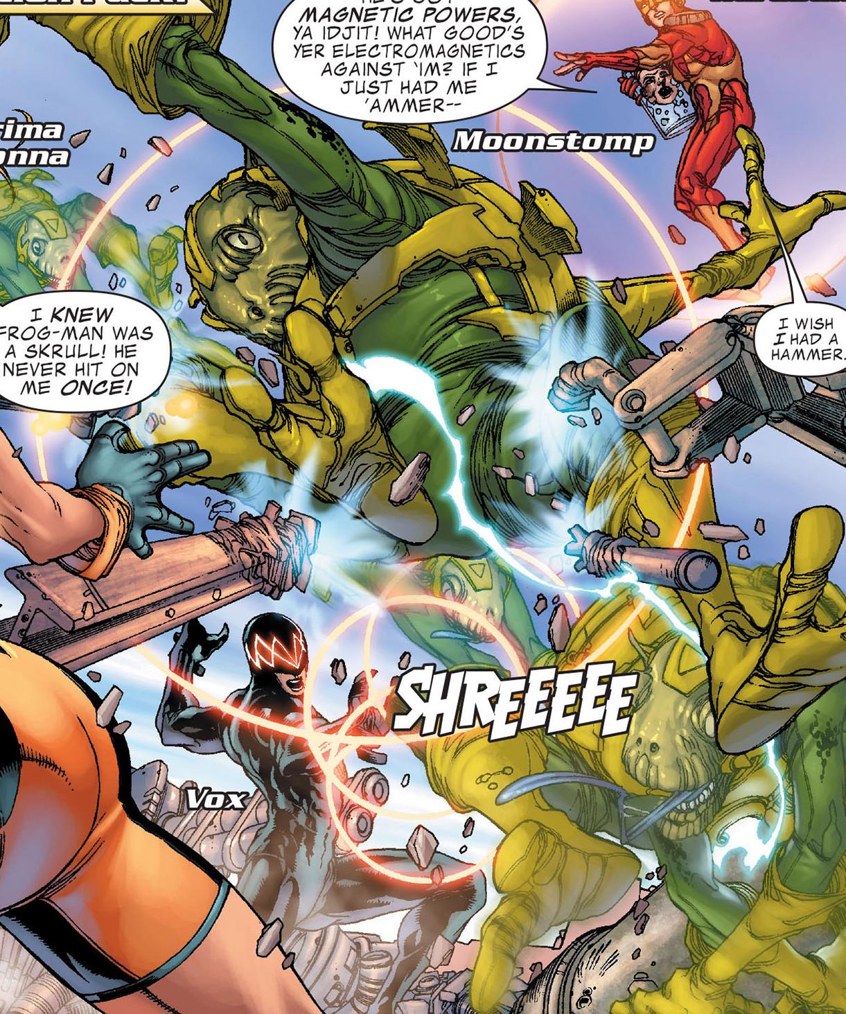 Eugene Patilio (Skrull) (Earth-616)