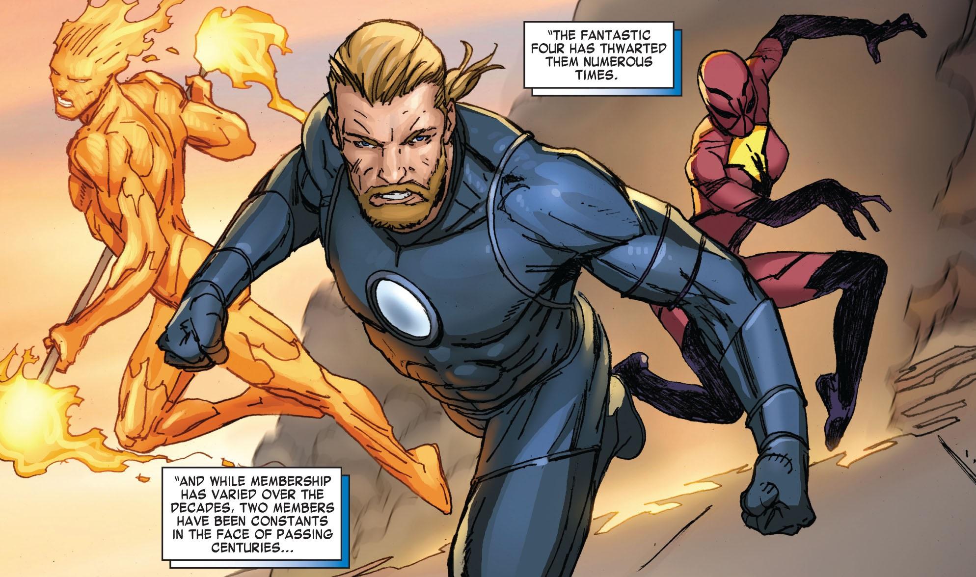 Fantastic Four (Earth-12665)