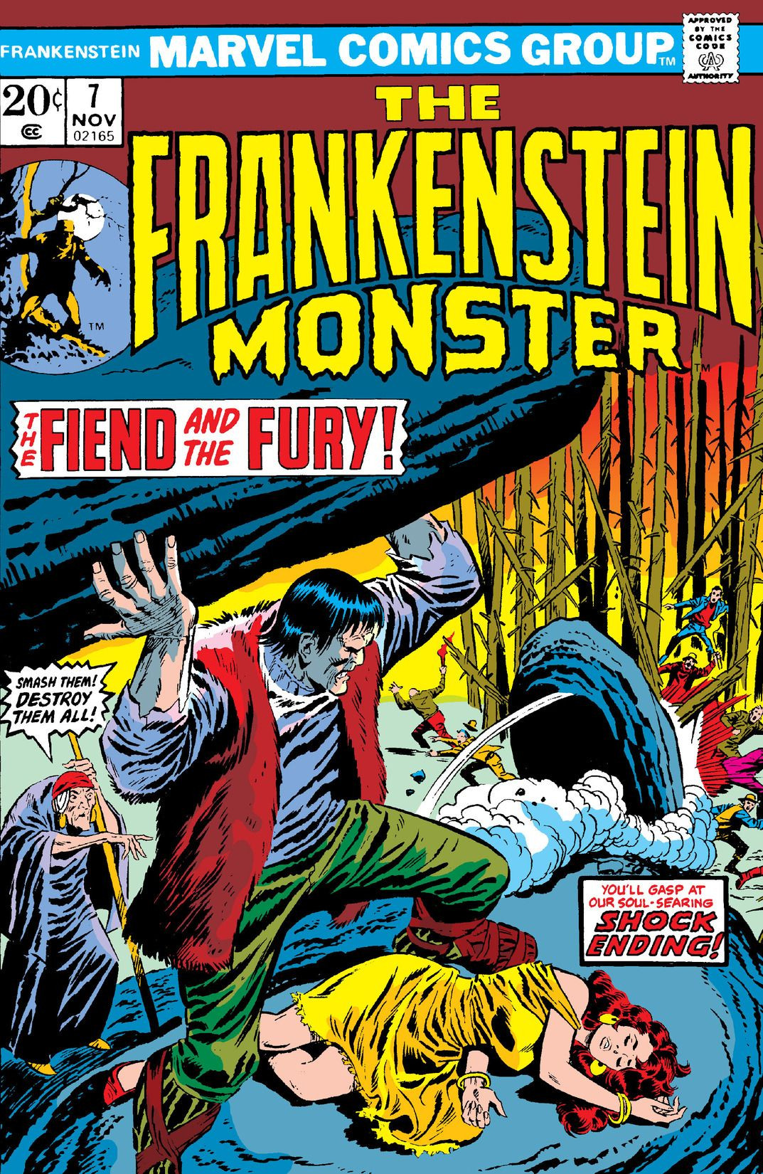 Frankenstein Vol 1 7