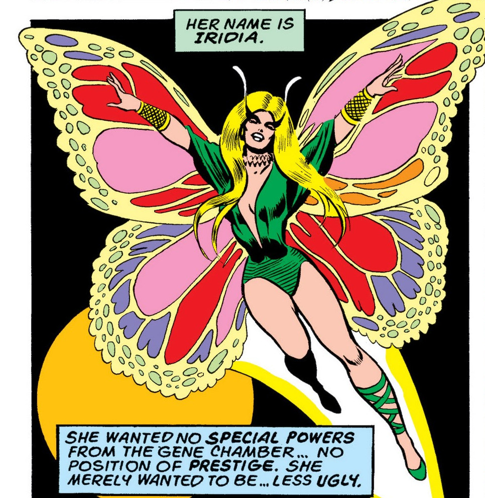 Iridia (Earth-616)
