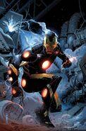 Iron Man Vol 5 5 Cheung Variant Textless