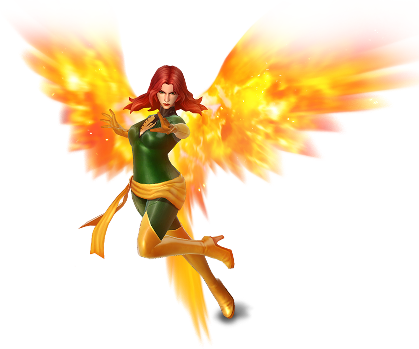Jean Grey (Earth-TRN012)