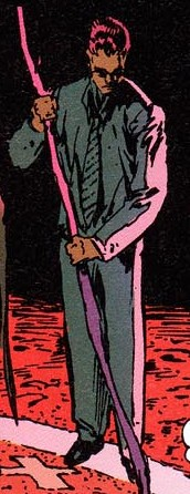 John Blackmon Parkins (Earth-616)