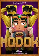 Marvel's M.O.D.O.K. poster ita 003