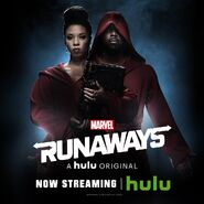 Marvel's Runaways poster 013