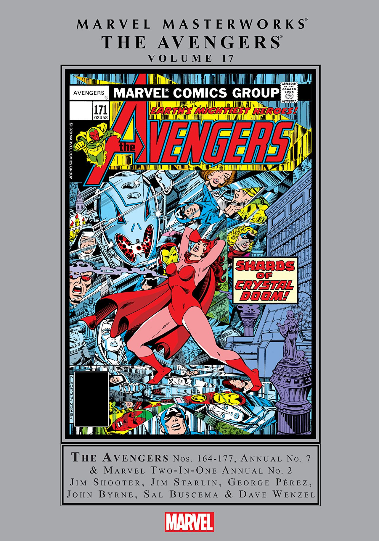 Marvel Masterworks: Avengers Vol 1 17