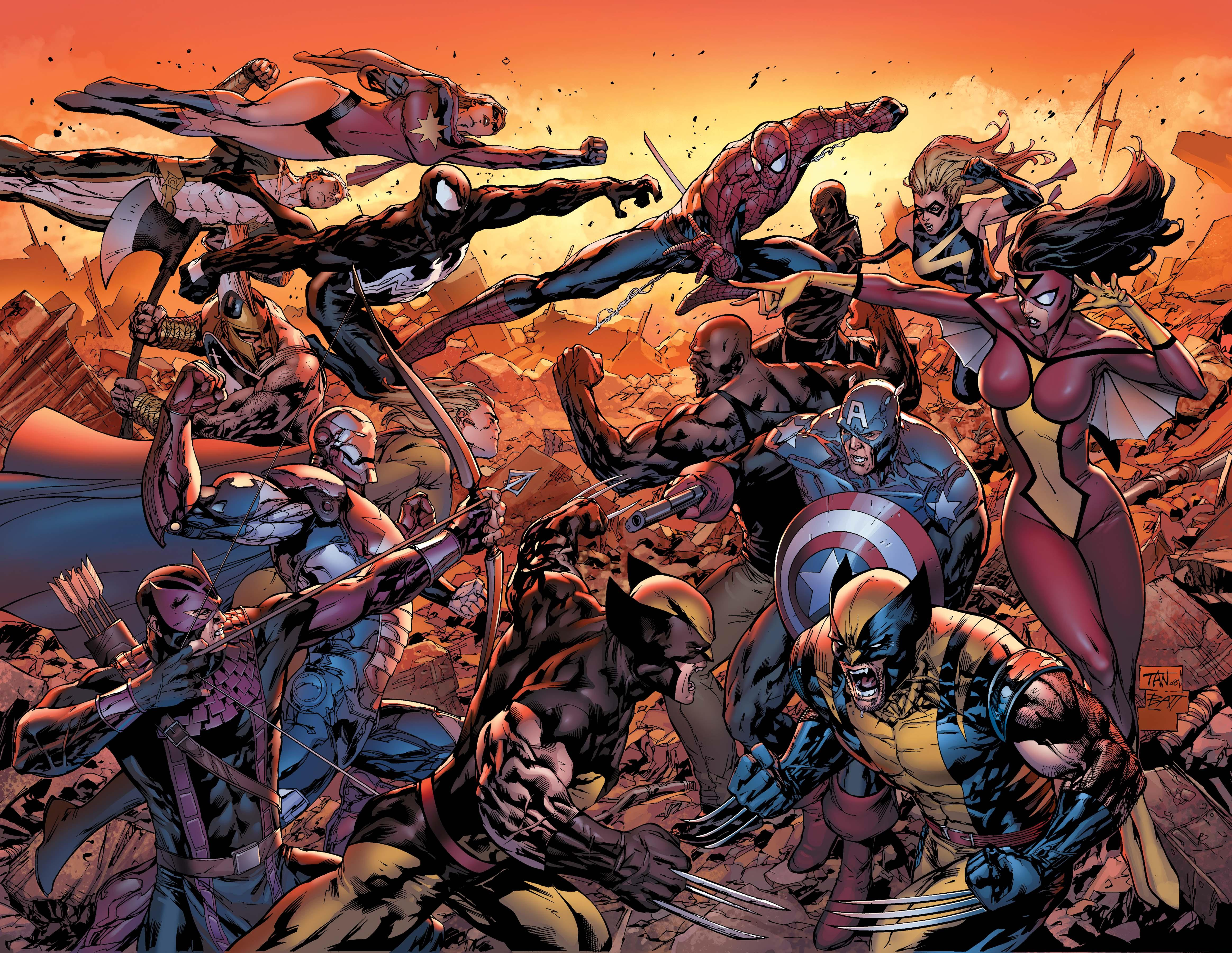 New Avengers Vol 1 50 Textless Wraparound.jpg