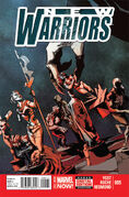 New Warriors Vol 5 5
