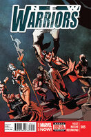 New Warriors Vol 5 5