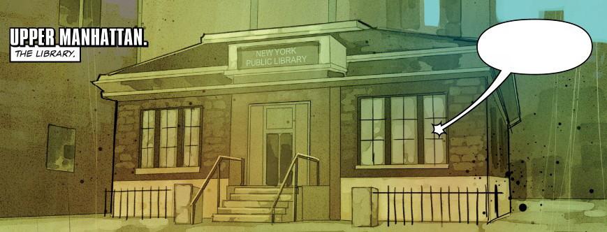 New York Public Library (Upper Manhattan Branch)