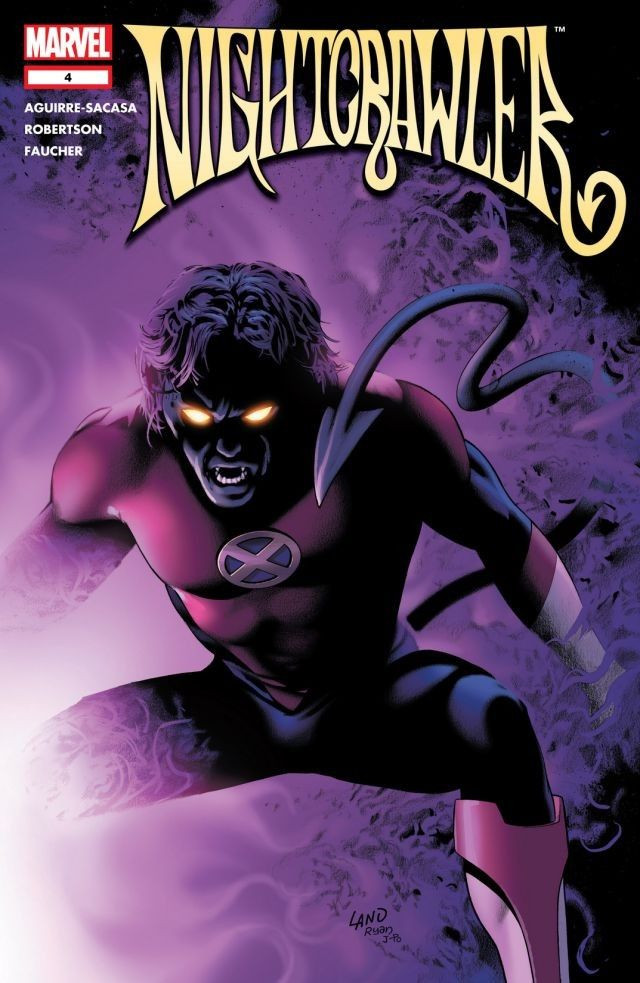 Nightcrawler Vol 3 4