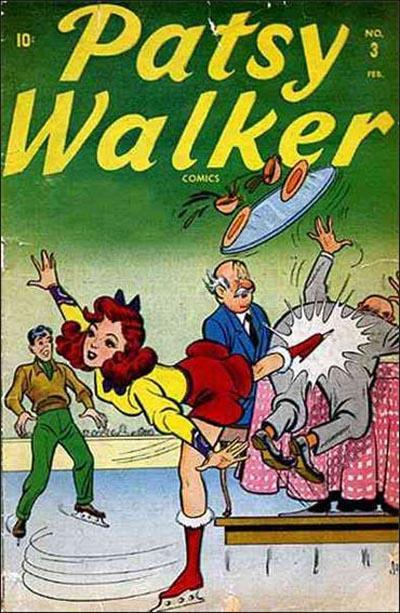 Patsy Walker Vol 1 3