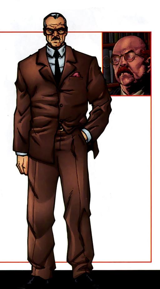 Raymond Sikorski (Earth-616)
