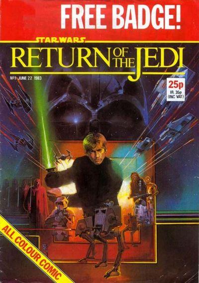 Return of the Jedi Weekly (UK) Vol 1 1