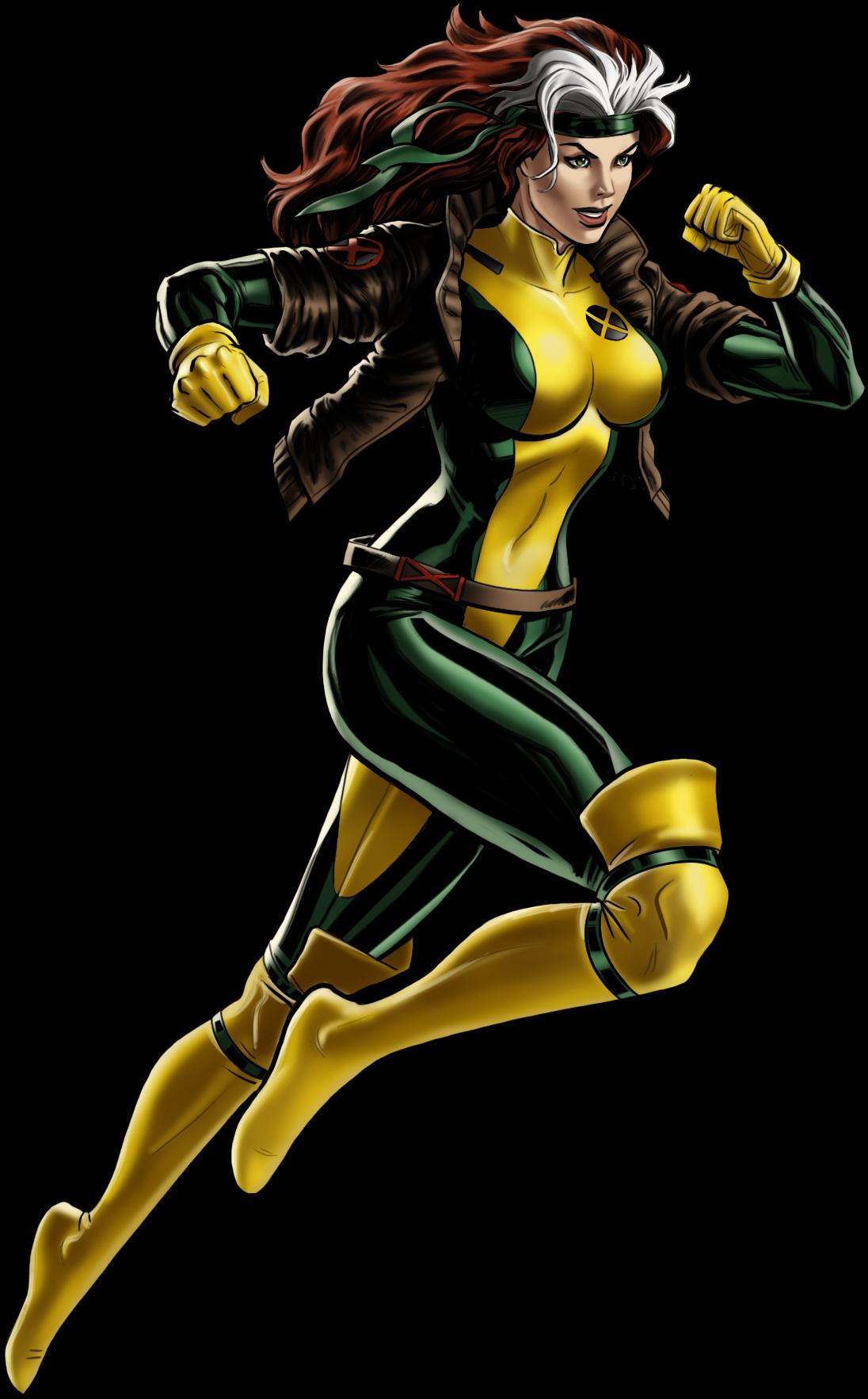 Rogue (Anna Marie) (Earth-12131)