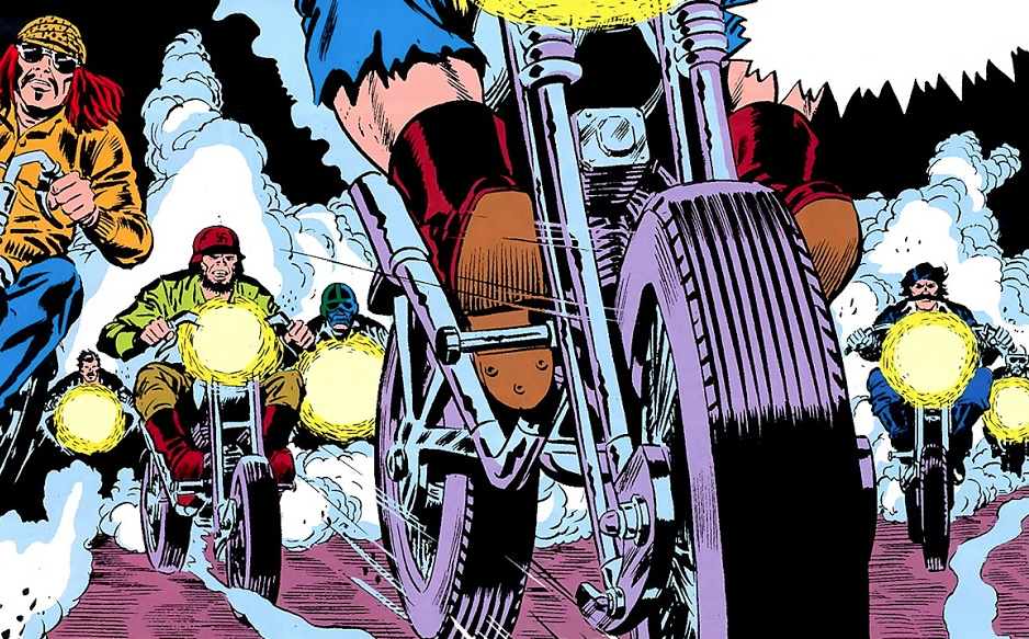 Ruthless Riders (Earth-616)