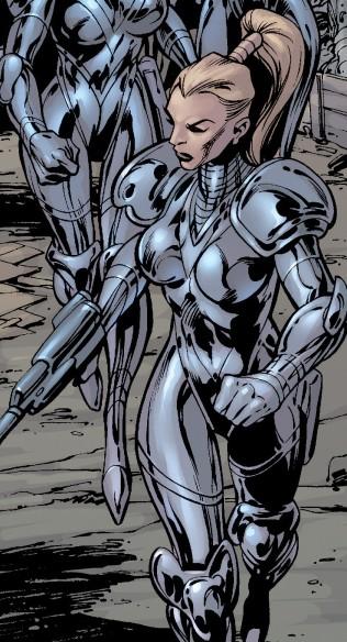 Sabine (Bacchae) (Earth-616)/Gallery