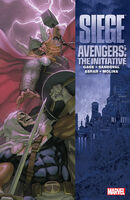 Siege Avengers - The Initiative TPB Vol 1 1