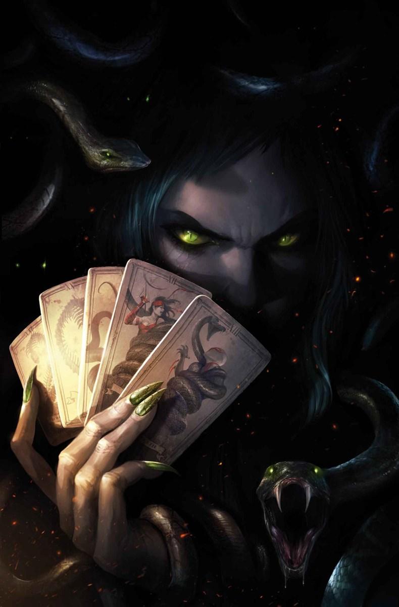 Medea (Olympian) (Earth-616)