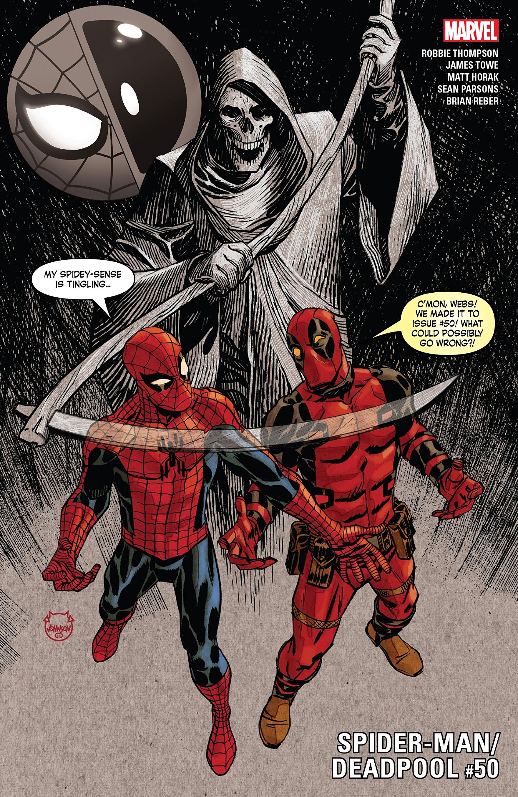 Spider-Man/Deadpool Vol 1 50