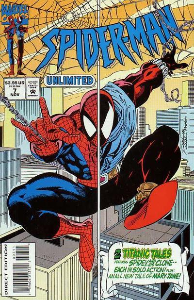 Spider-Man Unlimited Vol 1 7
