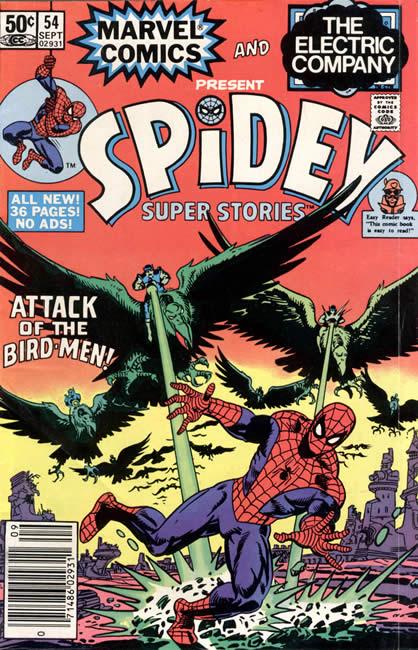 Spidey Super Stories Vol 1 54