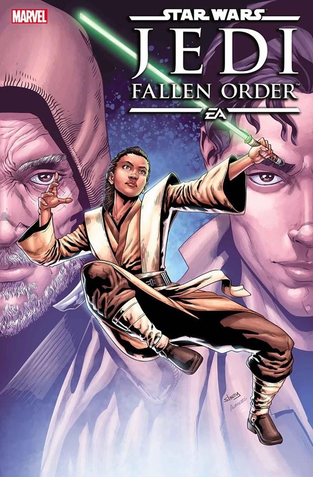 Star Wars: Jedi Fallen Order - Dark Temple Vol 1 3
