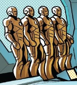 Stark-Ware Robot