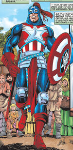 Steven Rogers (Earth-398)