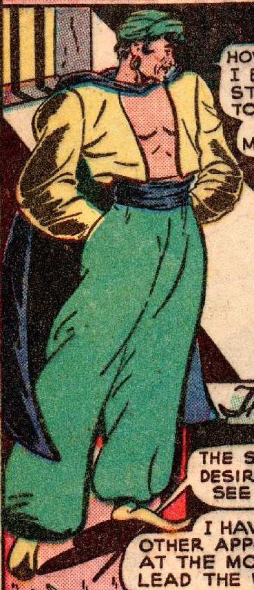 Thief of Bagdad (Earth-616)
