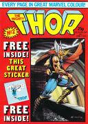 Thor (UK) Vol 1 2