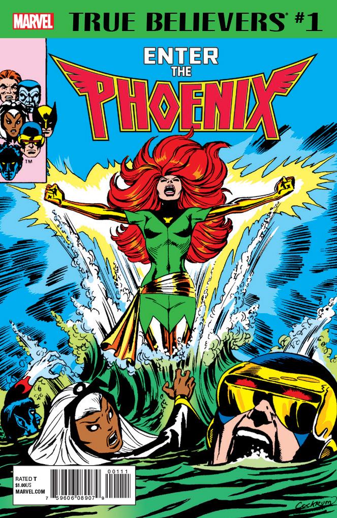 True Believers: Enter - The Phoenix! Vol 1 1